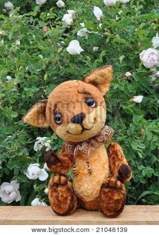 Ron fox cub