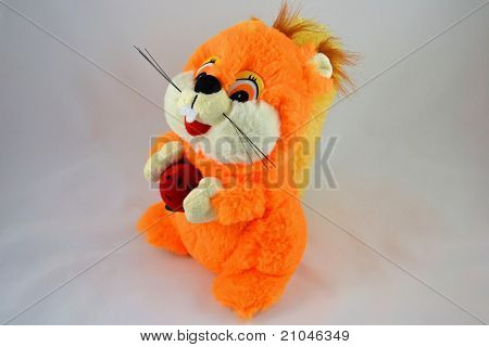 Soft Toy Squirrel