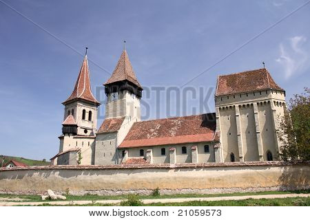 Fortified Church - Seica Mica, Romania