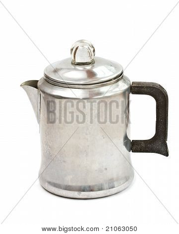 Perculator Coffee Pot