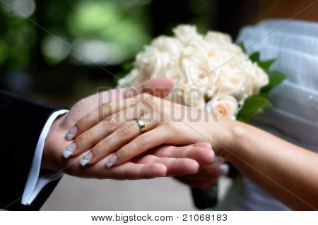 Wedding Hand Bouquet