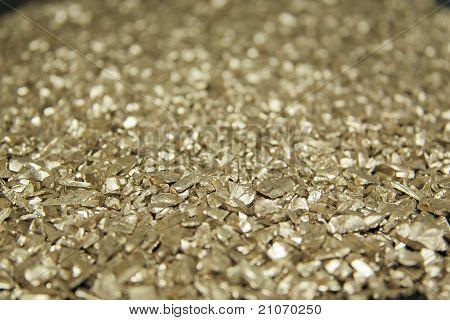 Gold Polyamide Background 2
