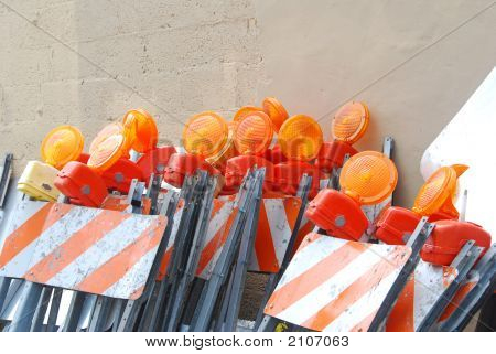 Stack Of Barricades