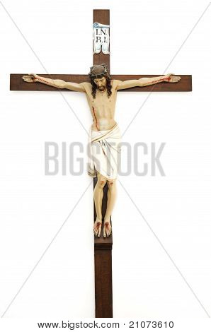 Crucified Jesus Christ