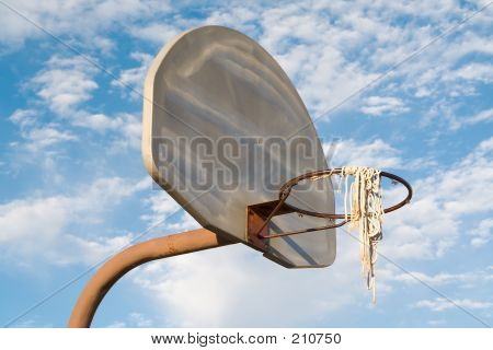 Inner City Urban Basketball