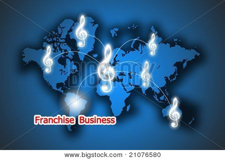 Service Fanchise Business Entertainment