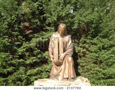 In The Garden With Jesus