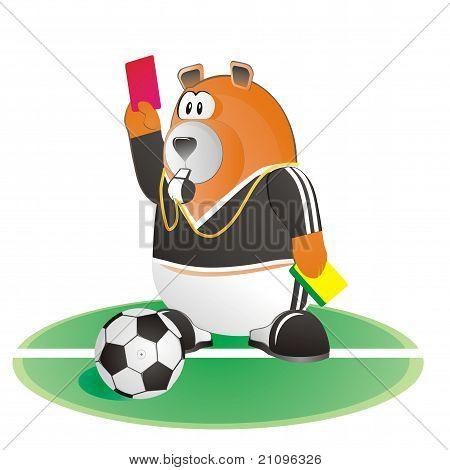 bear soccer