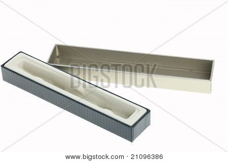 A Box Adds Empty Pen
