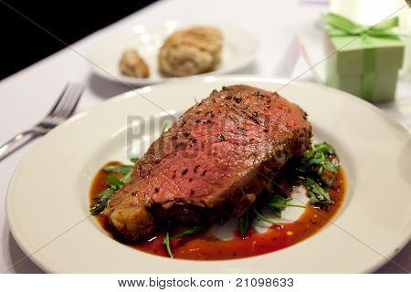 Steak fillet