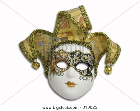 Beautiful Venetian Mask
