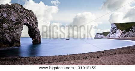 Unesco World Heritage Jurassic Coast Durdle Door