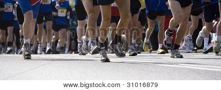 Sport-Rennen