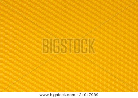 yellow beautiful honeycomb background