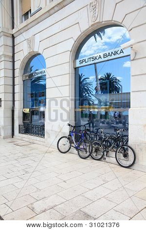Bank In Croatia