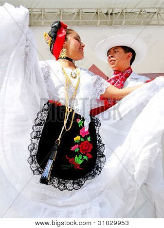 Mexican couple