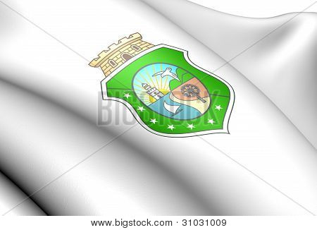 Ceara State Coat Of Arms, Brazil.