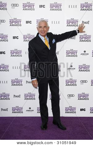 SANTA MONICA, CA - FEB 25: Prince Frederic von Anhalt at the 2012 Film Independent Spirit Awards on February 25, 2012 in Santa Monica, California