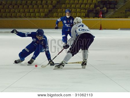 Bundy Game Dynamo Vs Baikal
