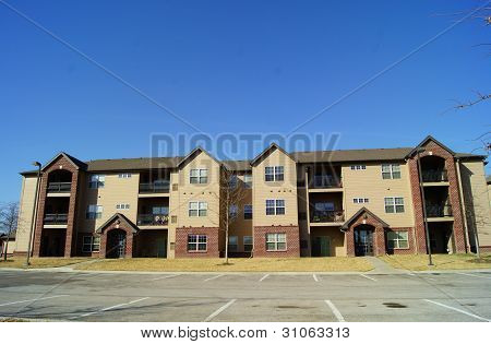 Apartment Building Complex