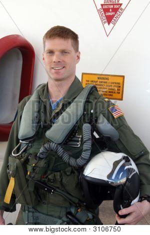 Navy Jet Pilot