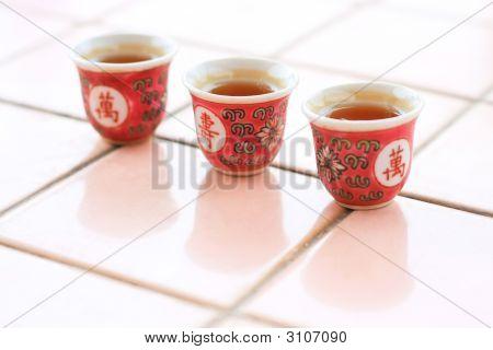 Sacrificial Tea Cup