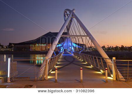 Rio Salado Pedestrian Bridge
