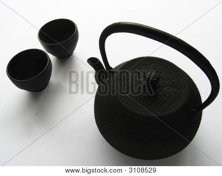 Japanese kettle