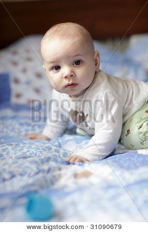 Amazed Baby