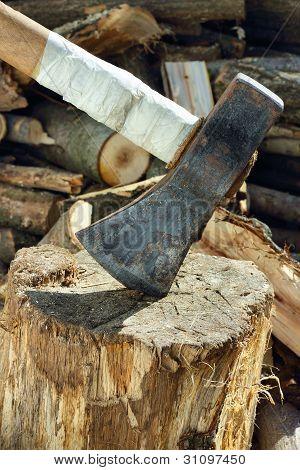 Lumberjack's Axe