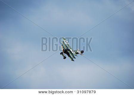 double decker aircraft