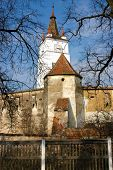 Saxon fortified church