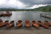 Boats at Ambleside