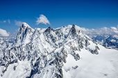 The Mont Blanc poster
