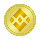 Vector Illustration Of Coin And Bit-coin Logo. Set Of Coin And Bank Vector Icon For Stock. poster