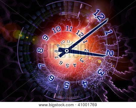 Clock Universe