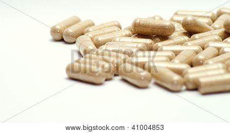 Brown Pills