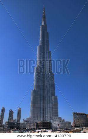 Burj Dubai - Nov.08