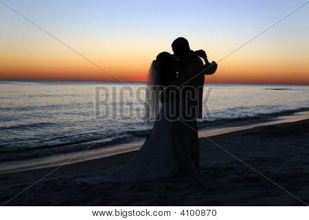 Beso de luna de miel