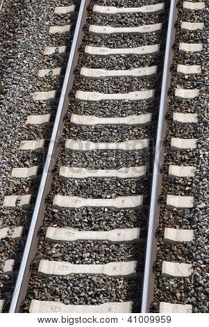 Single Railway Track