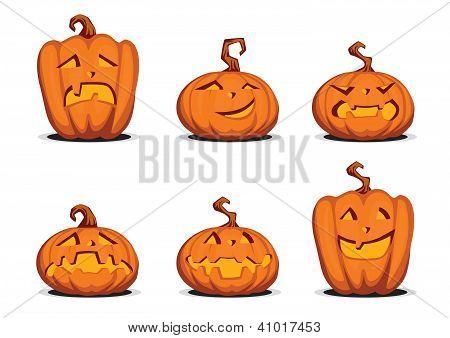 Helloween pumpkin
