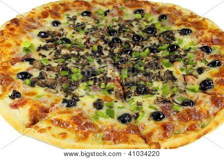 Quattro Stragioni Pizza
