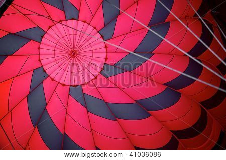 Inside Of Hot Air Balloon