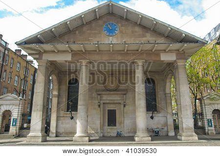 St Paul Church, London