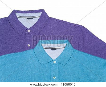 Two Polo Shirts (horizontal)