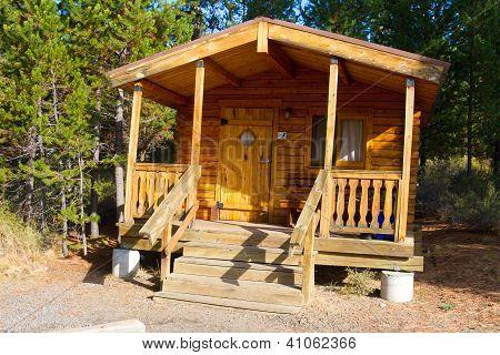 Vacation Log Cabin