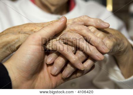 Hand On Hand