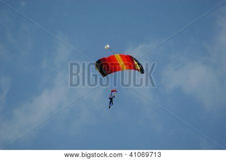 Parachute Jumpin
