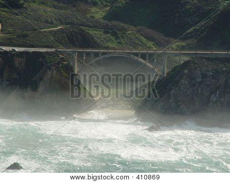 Hazy Bridge