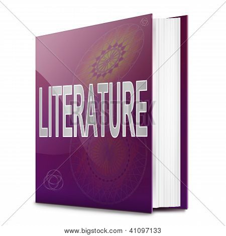 Literature Text Book.